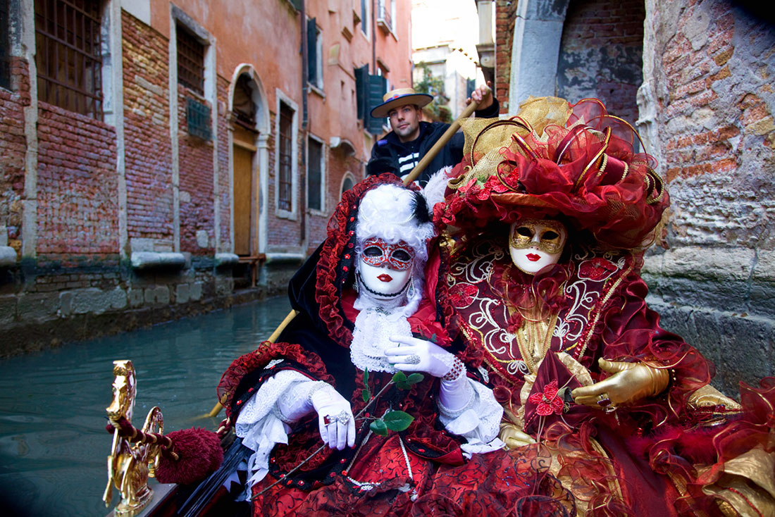 Venecija – Valentinovo i karneval 2019- 1 dan autobusom