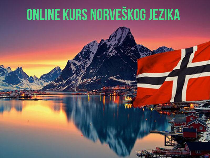 Izaberite jedan od dva kursa novescaronkog jezika: A1--1000 DIN ZA ONLINE KURS NORVEScaronKOG JEZIKA - A1 NIVO + SERTIFIKAT! Puna cena: 15.000,00 Naučite norvescaronki jezik - materijal, prevod, objascaronnjenja, testovi, vokabular, rečnik izraza i fraza! Imate mogućnost da kurs pohađate online, u terminima koji samo Vama odgovaraju i bez nepotrebnog gubljenja vremena u prevozu , parkiranju i sl. Nakon zavrscaronenog početnog kursa, polaznik može da razume jednostavnije tekstove, ali i nescaronto komplikovanije uz koriscaronćenje rečnika, kao i da piscarone jednostavne tekstove služeći se gramatikom i leksikom savladanom tokom kursa. Osim toga, može da razume lagan i jednostavan razgovor o temama iz svakodnevnog života, prvenstveno na dijalektu iz istočnog područja Norvescaronke, kao i da komunicira na elementarnom nivou, scaronto podrazumeva da daje i traži obavescarontenja i iskazuje jednostavne tvrdnje i namere u vezi sa temama obrađenim u okviru kursa. Takođe, polaznik koji je zavrscaronio početni kurs poznaje veći deo gramatičkih pravila (glagolska vremena, redosled reči u rečenici, promena imenica itd.), kao i pravila izgovora. A2--1000 DIN ZA ONLINE KURS NORVEScaronKOG JEZIKA ndash A2 NIVO + SERTIFIKAT! Puna cena: 10.000,00 Osnovni kurs A2 je drugi nivo za učenje norvescaronkog jezika. Na ovom nivou se ponavljaju reči koje su naučene na A1 nivou, ali se uče novi termini i naprednija gramatika norvescaronkog jezika. Na nivou A2 pored obnavljanja gramatičkih osnova sa A1 nivoa, naučićete i zavisne rečenice, prezent perfektum (proscaronlo nesvrscaroneno vreme), brojive i nebrojive imenice, komparacija pridevahellip Nakon zavrscaronenog osnovnog nivoa A2 moći ćete: da razumete jednostavna pitanja, saopscarontenja, poruke na telefonu, informacije sa radija i kratke razgovore da razumete najvažnije informacije iz kratkih saopscarontenja, oglasa, opisa, pisama i jednostavnih novinskih članaka da napiscaronete kratka obavescarontenja lične prirode da se predstavite i