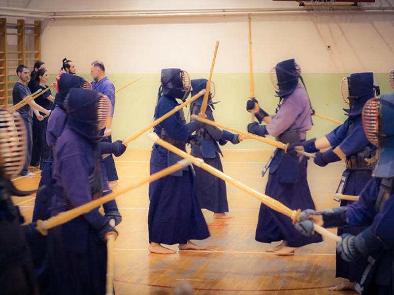 290 din. umesto redovne cene od 4000 din. za dva meseca treniranja Kendo Klub '' Kokoro Kendo Kai'' Novi Sad! Treninzi se održavaju u osnovnoj scaronkoli ''Vasa Stajić'' na Grbavici, Vojvode Knićanina 12b! Mi smo klub Japanskog mačevanja, drevne samurajske vescarontine koja se zove KENDO, odnosno