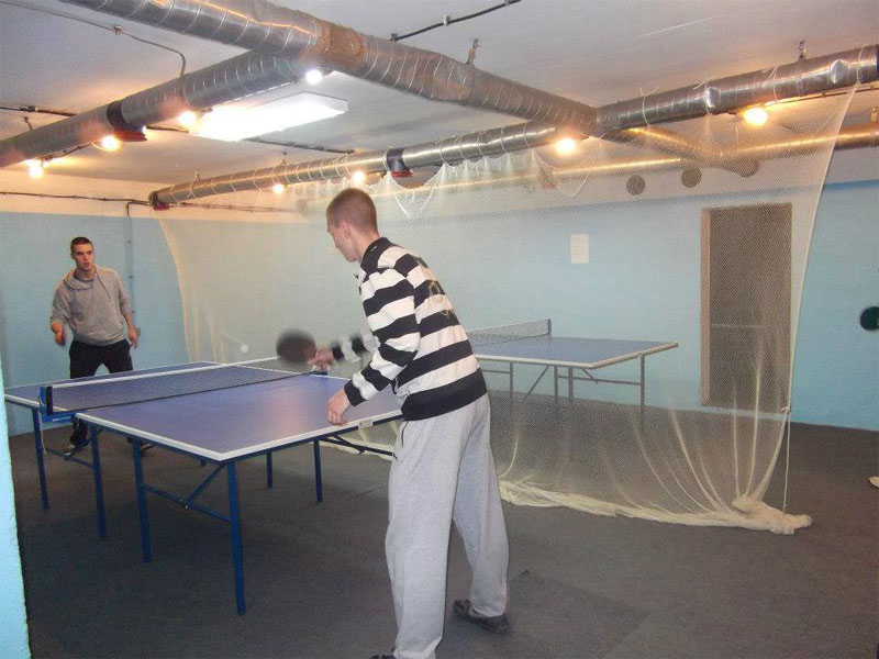 400 din. umesto 600 din.za dva sata stonog tenisa u Stonoteniskom klubu