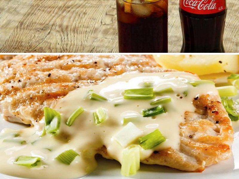 340 din.--Belo meso punjeno sirom i slaninom ili sirom i mariniranim scaronampinjonima, uz pomfrit, salate, kiflu i koka kola--Na moj način-- Miscarone Dimitrijevića 2, Novi Sad!- Vaučer možete iskoristizi u lokalu ili za poneti!  Dostava nije uključena u cenu!  Ovom prilikom Vam preporučujemo Fast food