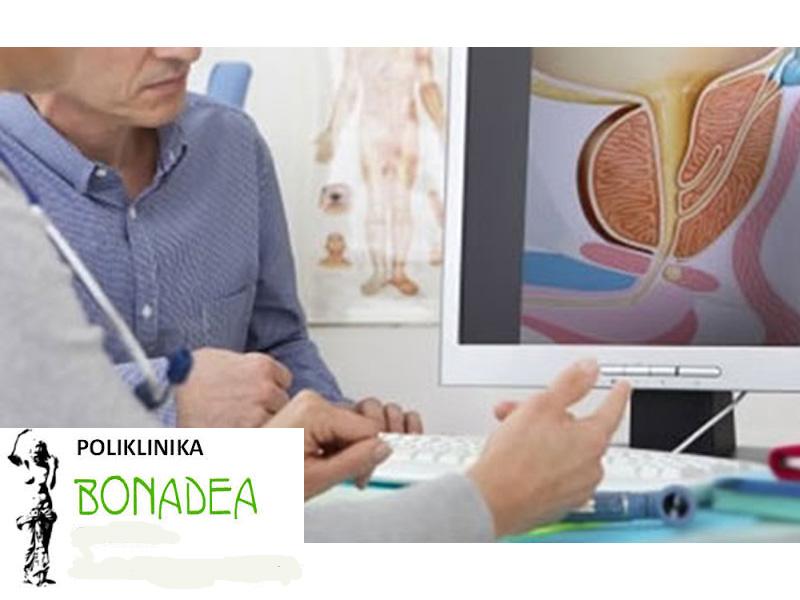 3990 din. umesto redovne cene od 6.000 din. zakompletan uroloscaronki pregled (Ultrazvuk bubrega, mokraćne bescaronike, prostate + Ultrazvuk testisa sa određivanjem rezidualnog urina ) i uroflowmetrija (uroflow) i pregled urologa u Poliklinici